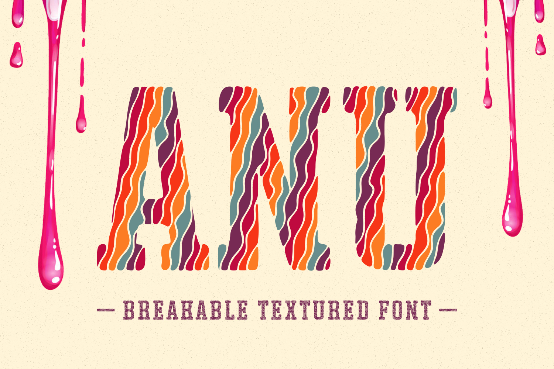Anu Free Font