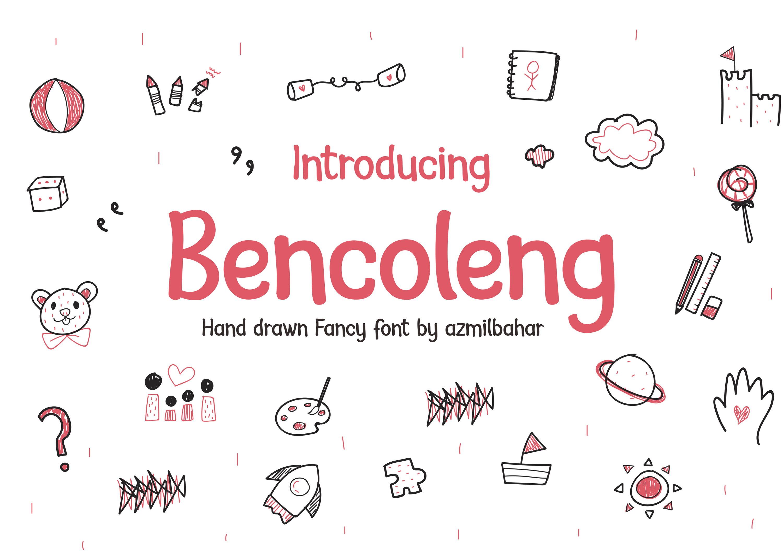 Bencoleng Free Font
