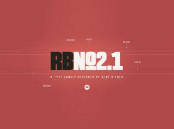 RBNo2.1 Font