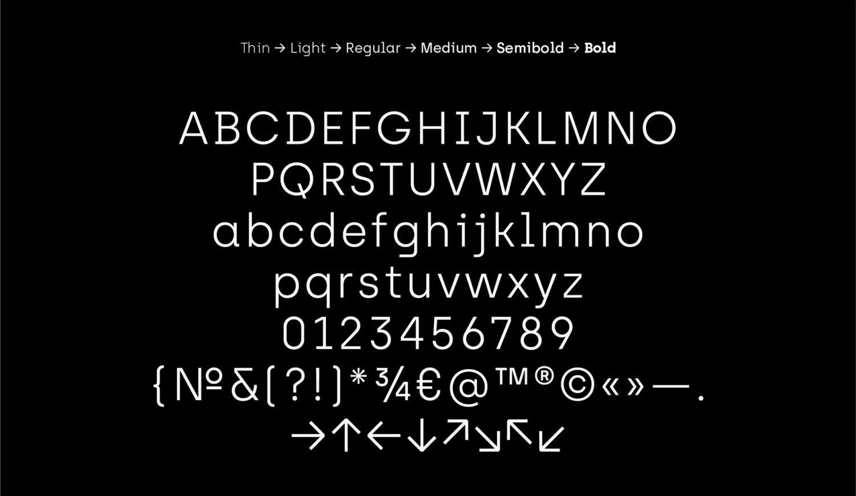 Archia Font Family