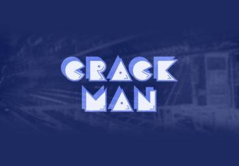 Crack Man Font