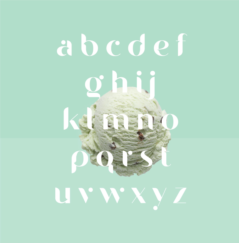 Gelato Soft Display Free Font