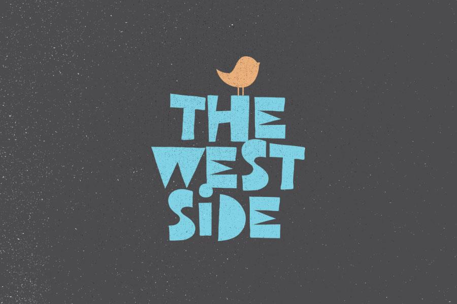 West Side Free Display Font