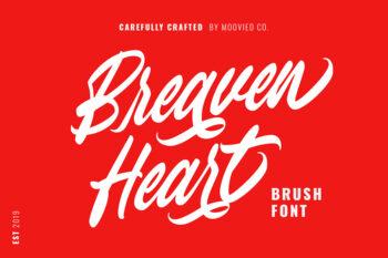 Breavenheart Script Free Demo