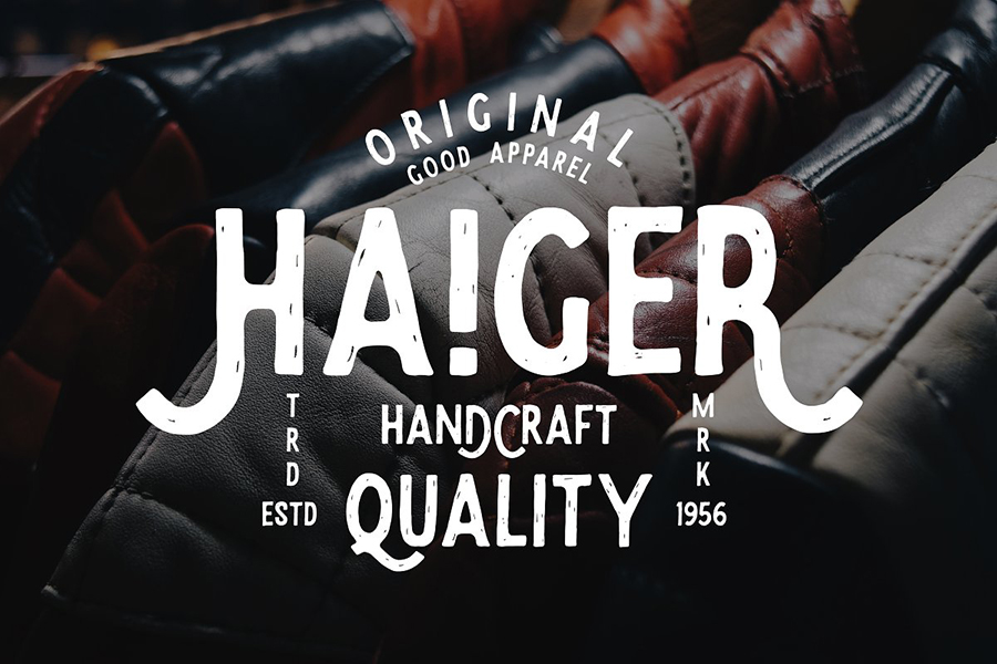 Eudora Vintage Display Font