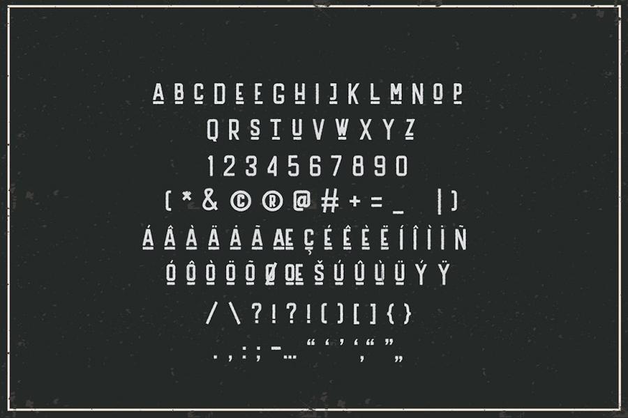 Handler Vintage Sans Serif