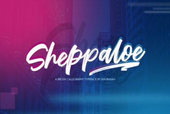Sheppaloe Script Free Demo