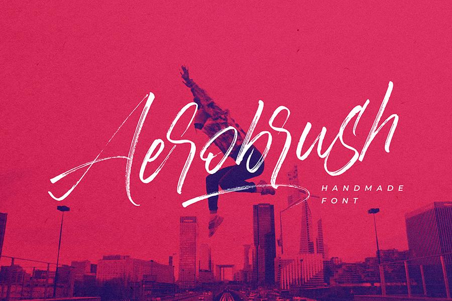 aerobrush-script