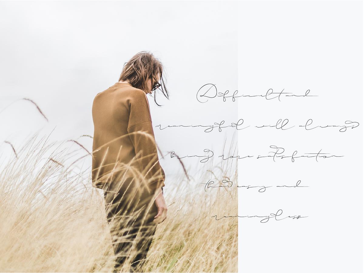 Free Efothyro Script Font