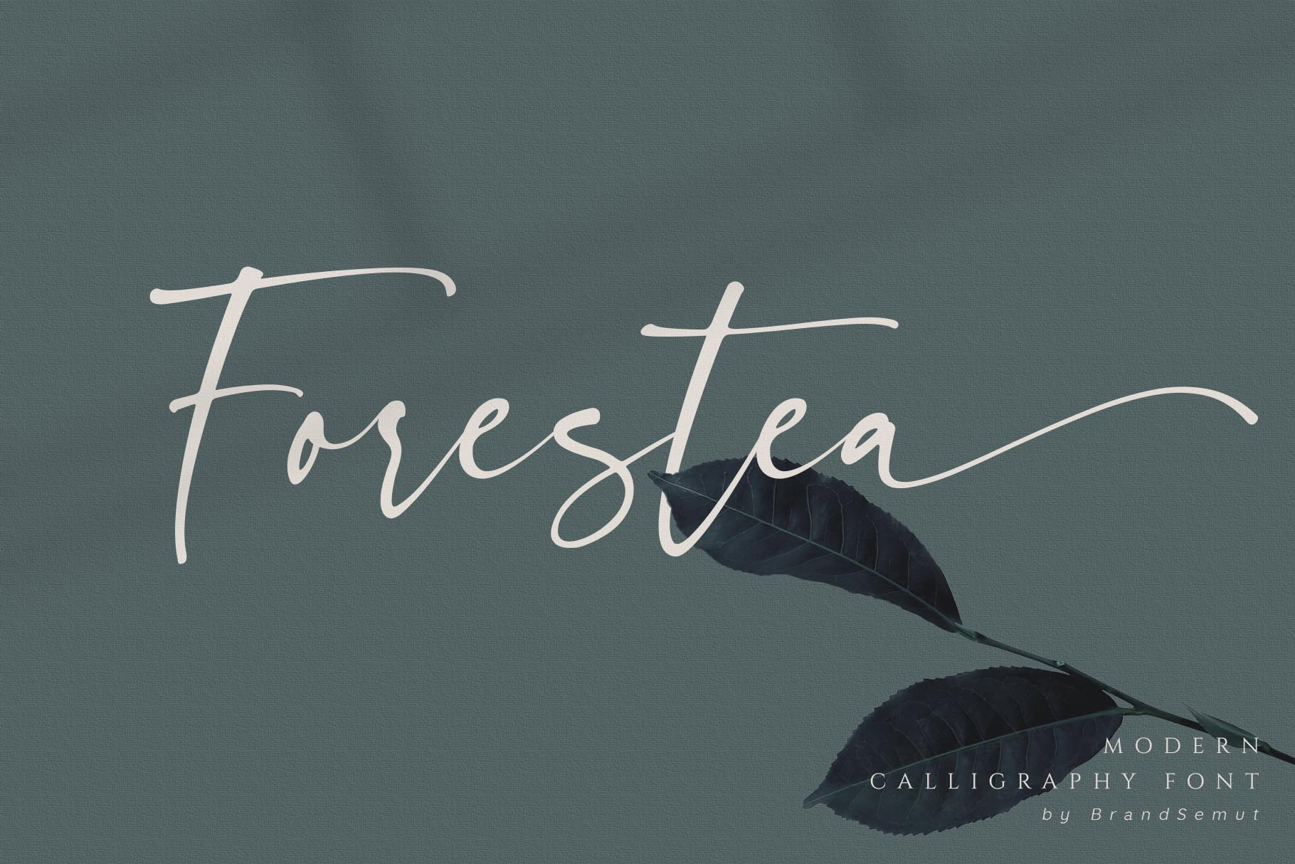 Forestea Free Font