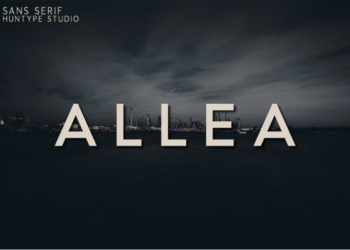 Allea Free Font