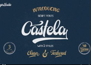 Castela Free Font