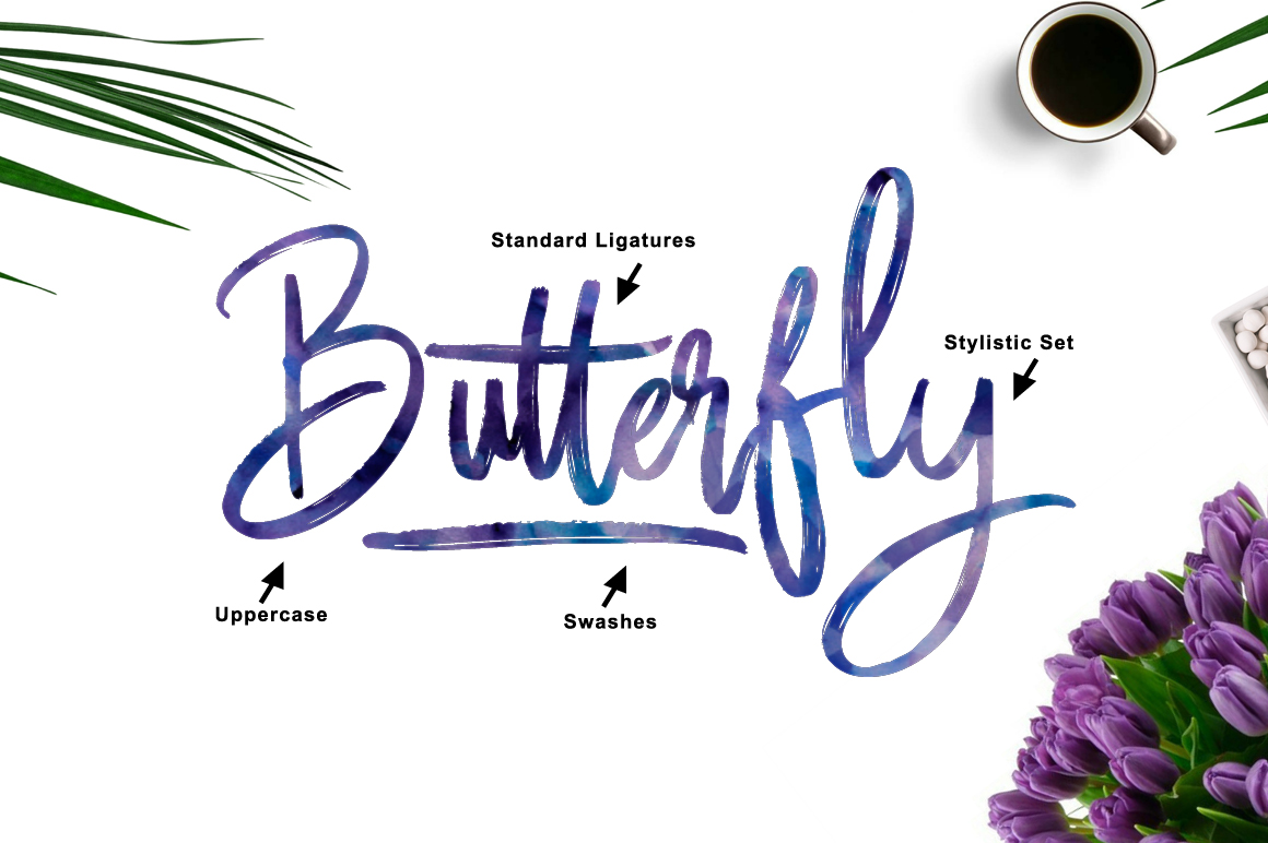 Butter Luchy Free Font