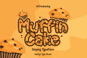 Muffin Cake Free Font