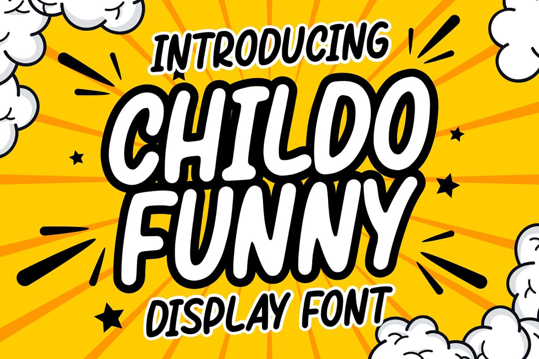 Childo Free Font