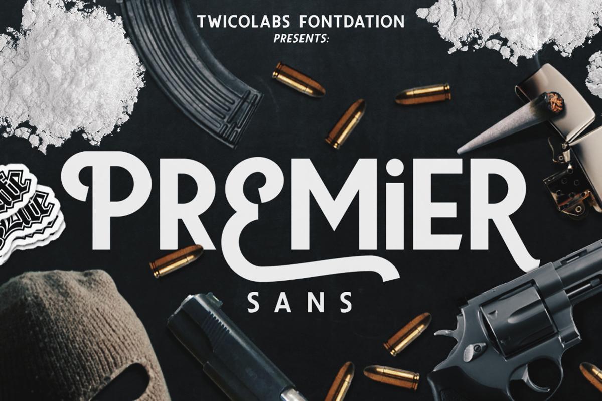 Premier Free Font