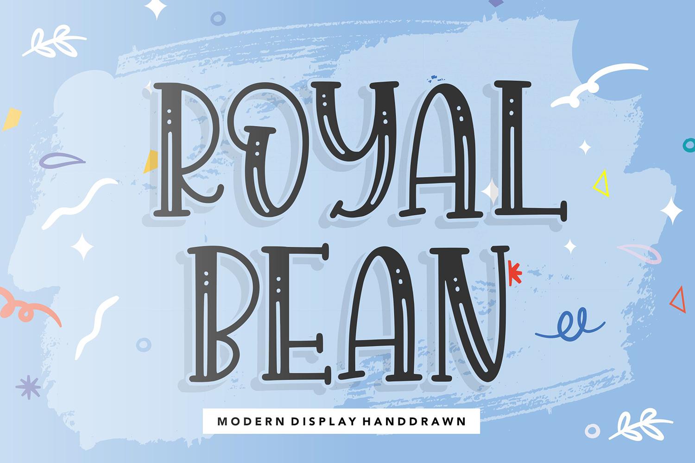 Royalbean Free Font