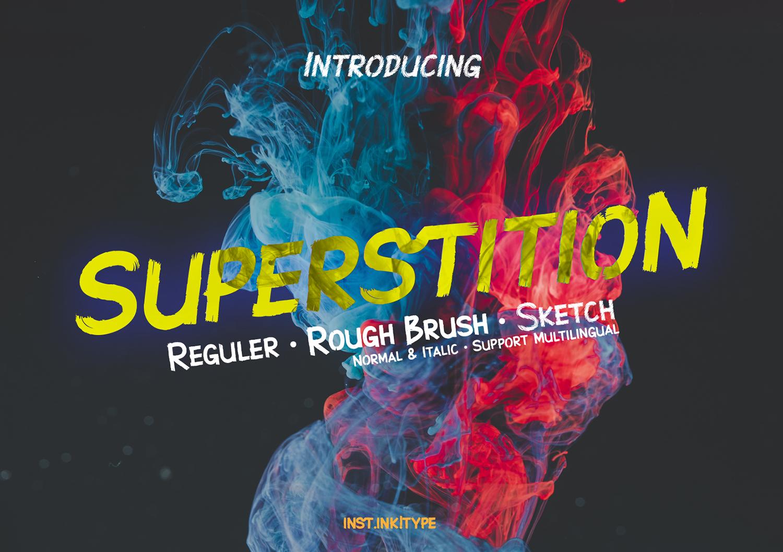 Superstition Free Font