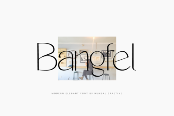 Bangfel Free Font