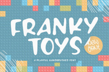Franky Toys Free Font