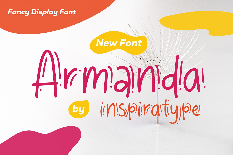 Armanda Free Font