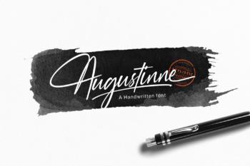 Augustinne Free Font