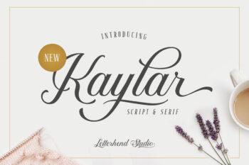 Kaylar Free Font