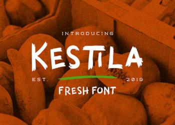 Kestila Free Font