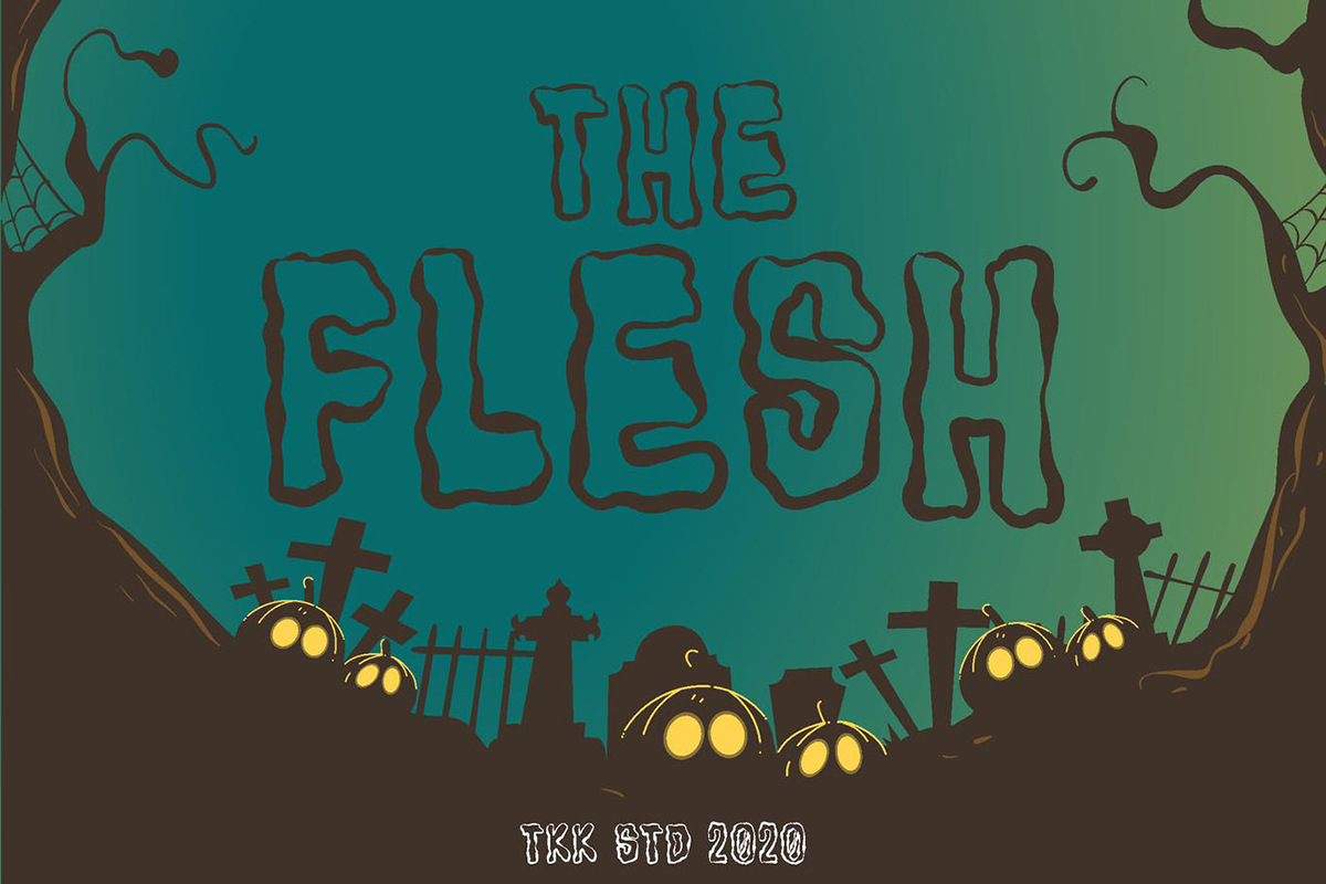 The Flesh Free Font