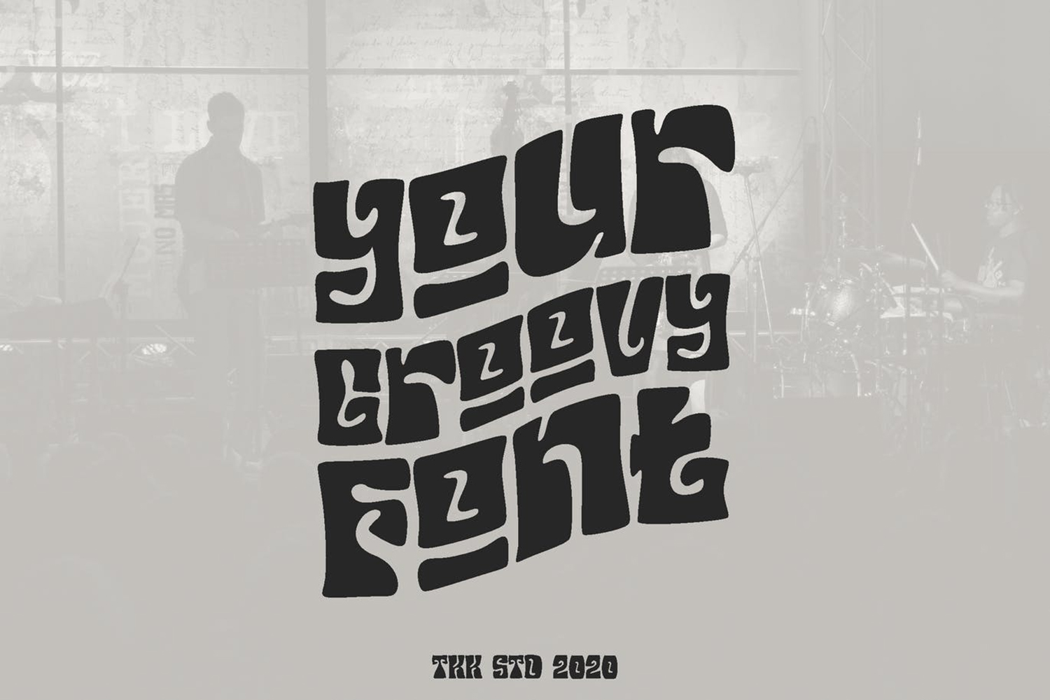 Your Groovy Free Font