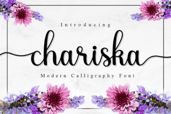 Сhariska Free Font