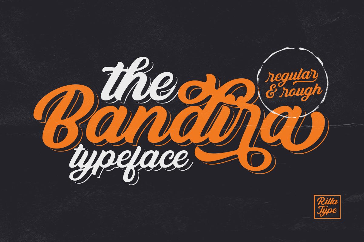 Bandira Free Font