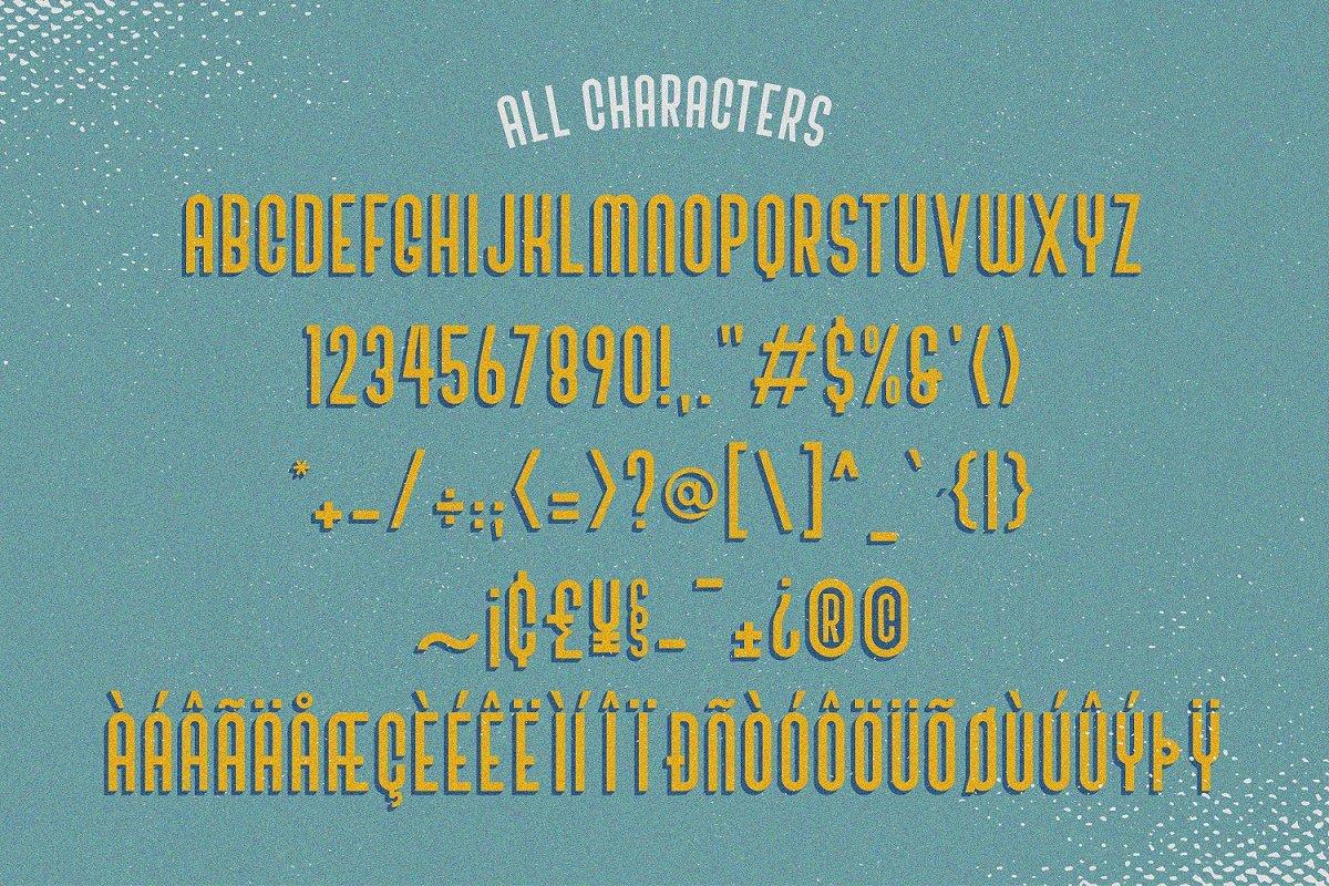 Bivoac Free Font