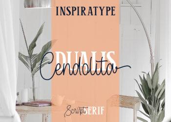 Cendolita Free Font