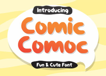 Comic Comoc Free Font