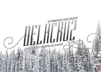 Delacruz Free Font