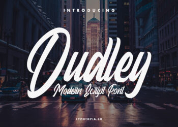 Dudley Free Font