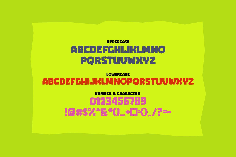 Gumdrop Free Font