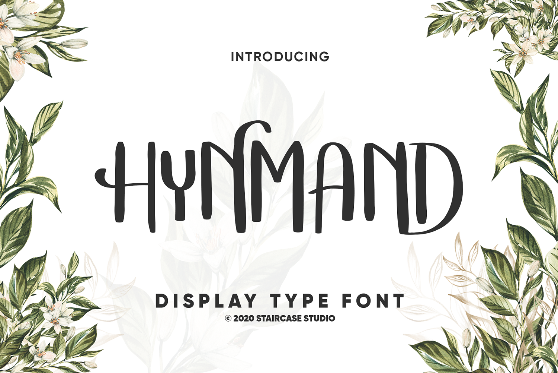 Hynmand Free Font
