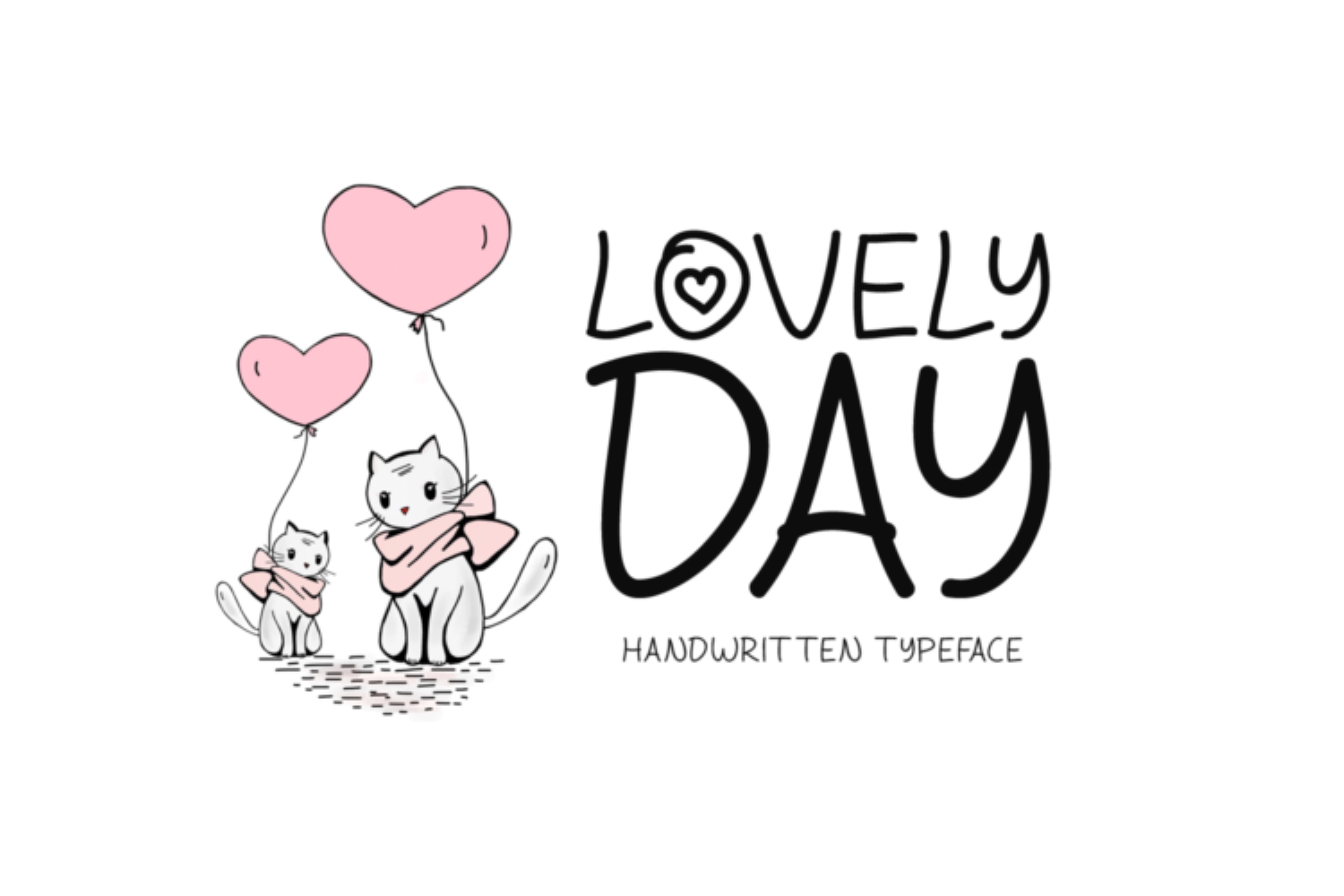 Lovely Day Free Font