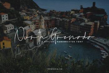 North Grenada Free Font