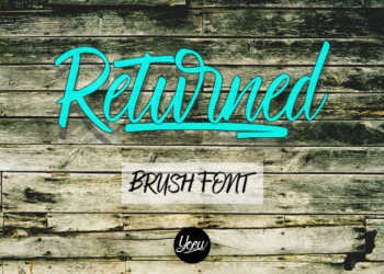 Returned Free Font