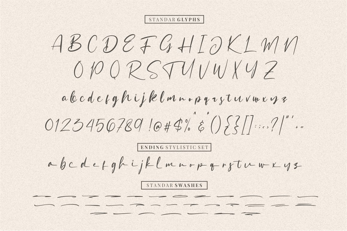 Sattersoon Free Font