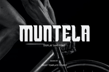 Muntela Free Font
