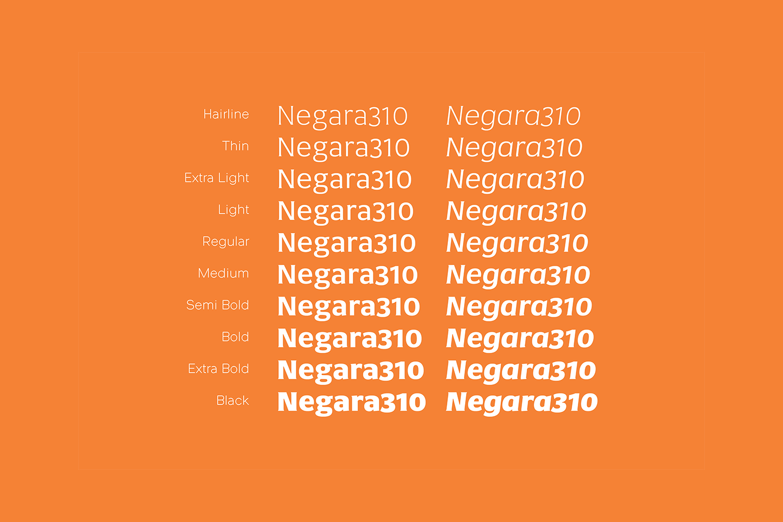Negara Serif Free Font