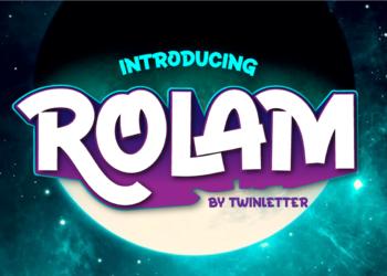 Rolam Free Font