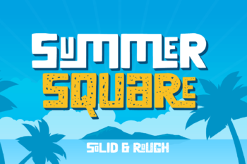 Summer Square Free Font
