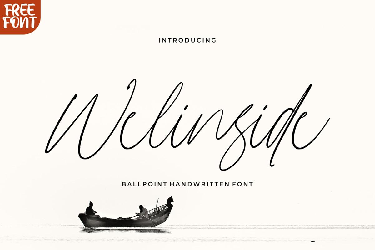 Welinside Free Font