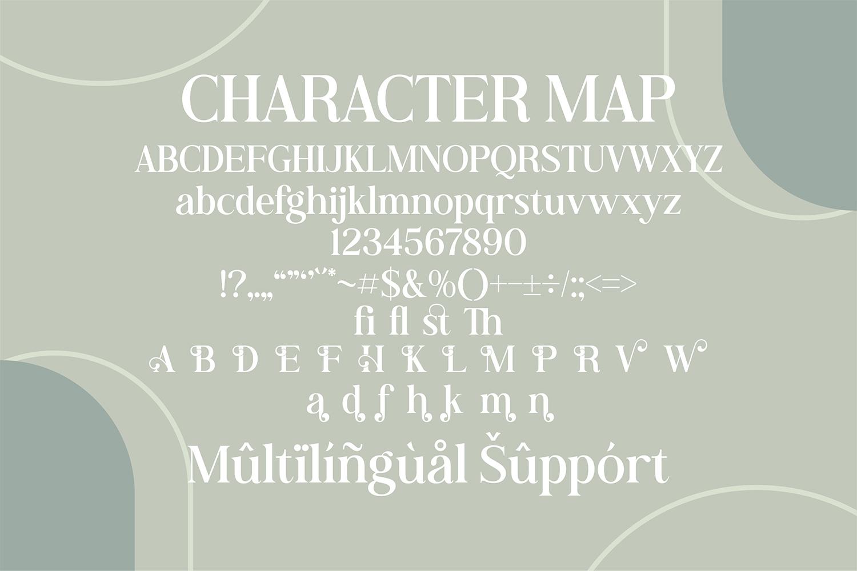 Andine Free Font