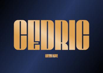 Cedric Free Font